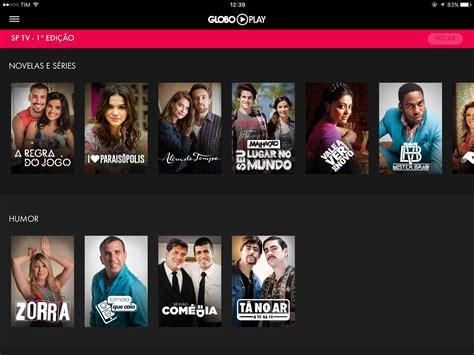 Globo lança plataforma para assistir TV online, o Globo ...