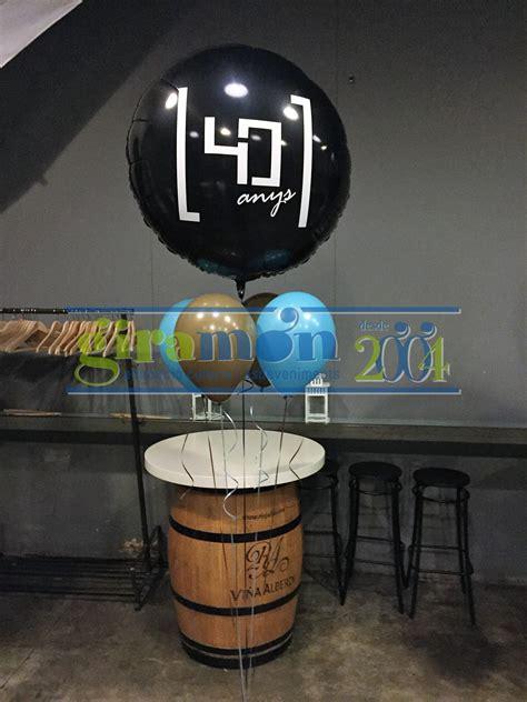 globo publicidad de foil con helio personalizado   Giramón ...