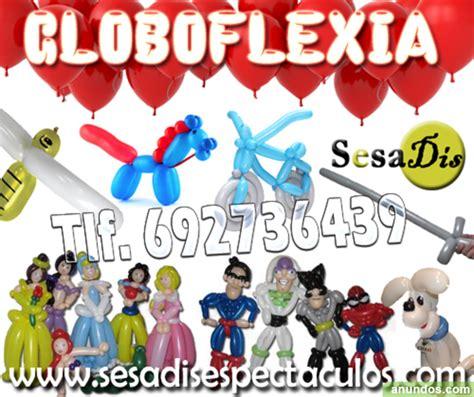 Globoflexia, figuras con globos   Madrid Ciudad