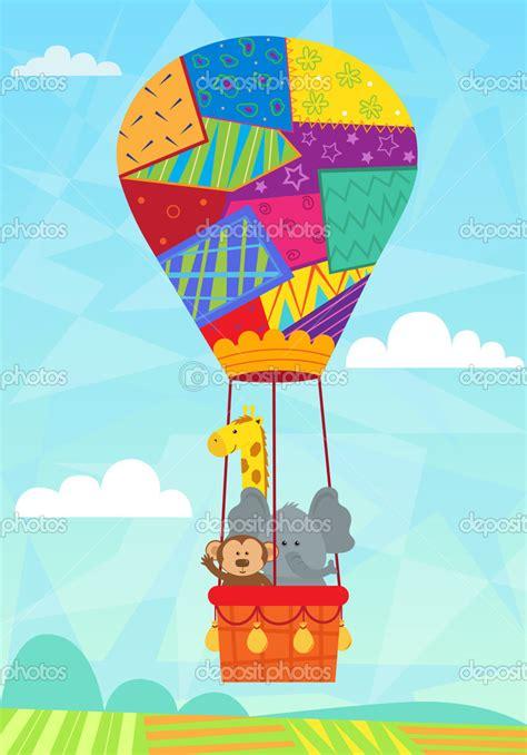 globos aerostaticos ilustraciones   Buscar con Google ...