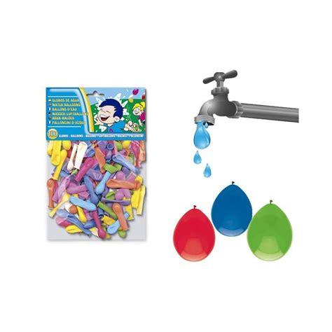 Globos de agua  100 unid    Barullo.com