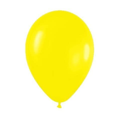 Globos de color amarillo | Tienda de globos online