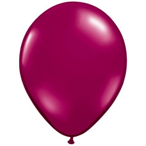 Globos de colores cristal 11  28cm qualatex en globos para ...