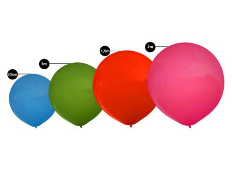 Globos GIGANTES | comprar helio para globos.com