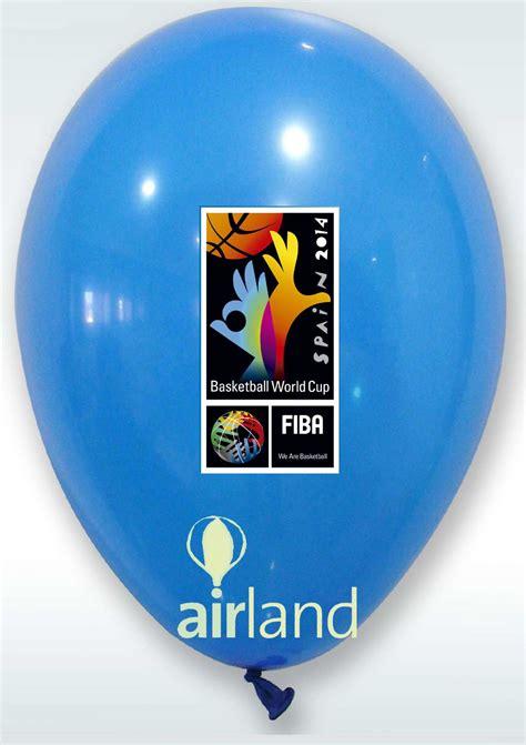 Globos publicitarios personalizados | Airland Globos