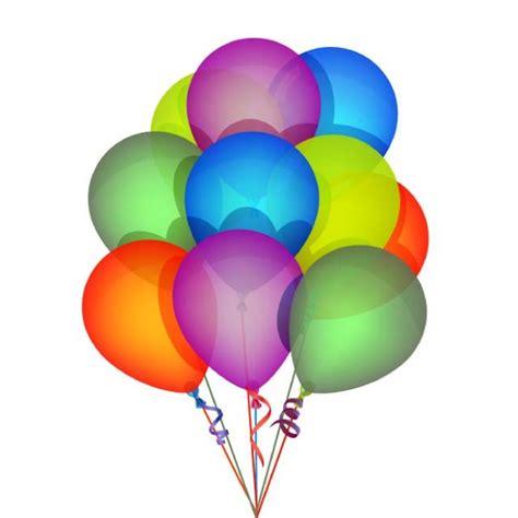 Globos vector de cumpleaños y gratis   recursos WEB & SEO