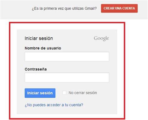 Gmail.com: iniciar sesión con tu correo Gmail
