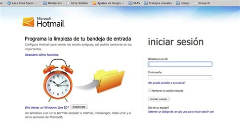 Gmail Iniciar Sesion: Hotmail Iniciar Sesion