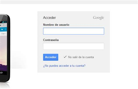 Gmail iniciar sesion   InicianDo Sesion