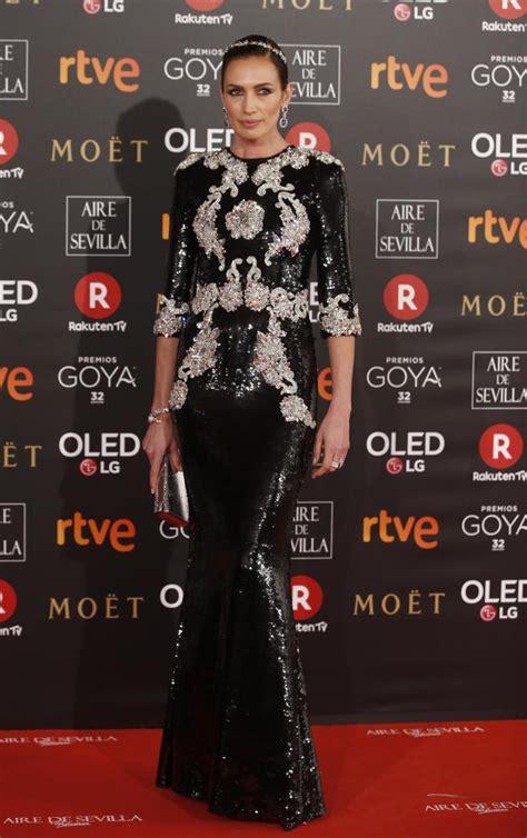 Goya 2018: Las mejor vestidas de la alfombra roja