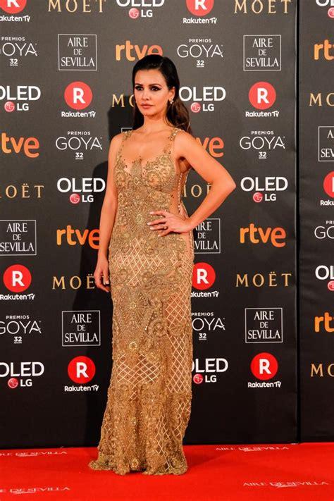 Goya 2018: Los peores vestidos de la alfombra roja