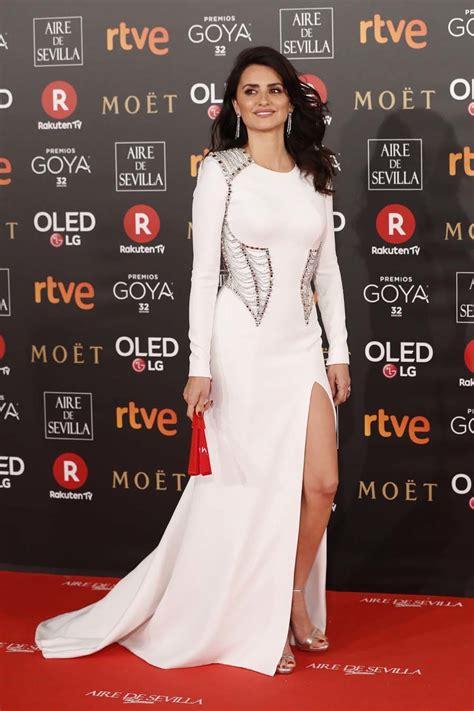 goya 2018: Los vestidos de la alfombra roja de los Goya ...