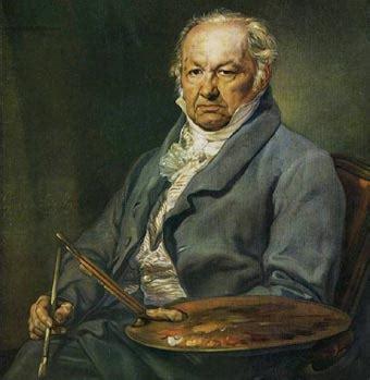 Goya: de Fuendetodos a Burdeos » El autor y sus orígenes