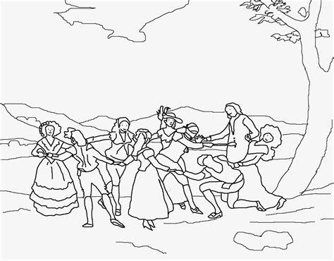Goya  La gallinita ciega | cuadros para colorear | Pinterest