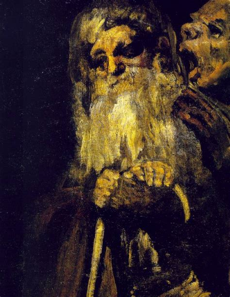 Goya s Black Paintings   Self expressions of a Tormented Mind
