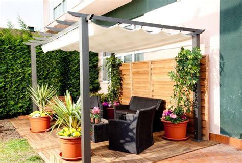 Gran idea para espacios pequeños. | Jardin | Pinterest ...