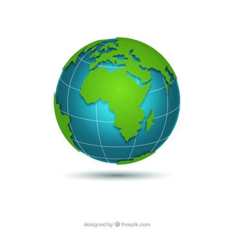 Grande globo terrestre | Baixar vetores grátis