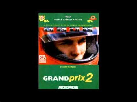 GrandPrix 2 Soundtrack   Menu 2 Clean Music   YouTube