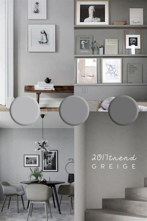Greige color trend   the perfect neutral color for wall ...