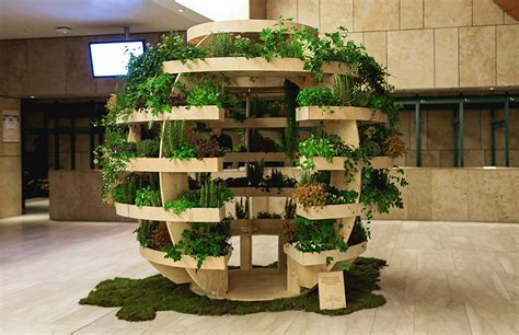 Growroom Vertical Garden from IKEA to Grow Your Food at Home