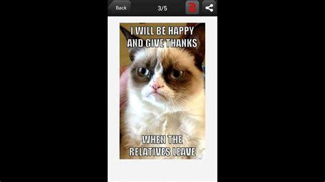 Grumpy Cat Meme Generator   YouTube