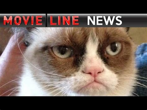 Grumpy Cat Movie First Look   YouTube