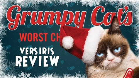 Grumpy Cat Movie   Secret Santa Review   YouTube