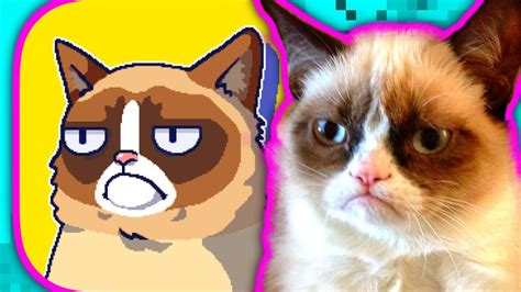 GRUMPY CAT S WORST GAME EVER  iPad Gameplay Video ...