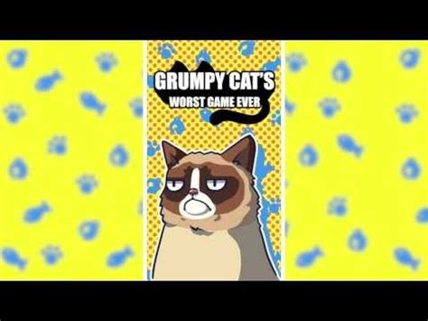 Grumpy Cat s Worst Game Ever  Merry Christmas!    YouTube