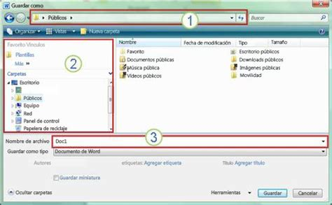Guardar un archivo   Soporte de Office