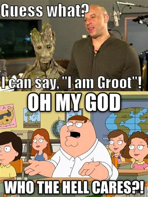 Guess what? I can say  I am Groot ! | I Am Groot | Know ...
