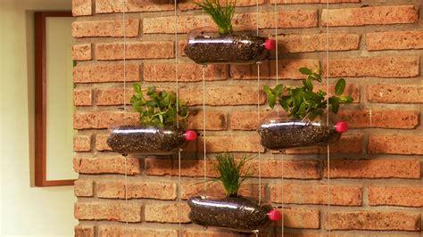 Hágalo Usted Mismo   ¿Cómo hacer un jardín colgante ...