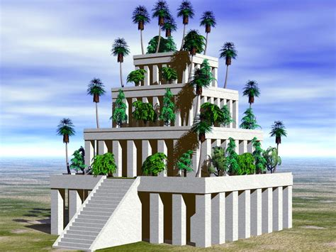 Hanging Gardens of Babylon | History & Pictures ...
