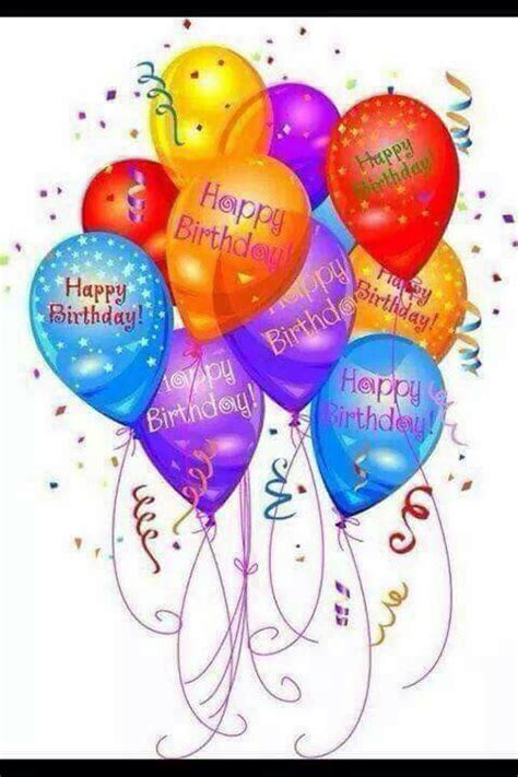 Happy Birthday Balloons | Birthdays | Pinterest | Happy ...