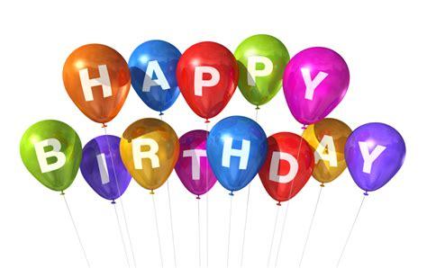 Happy Birthday balloons | MommiFried