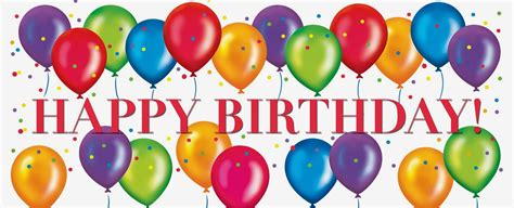 Happy Birthday Balloons | Party Favors Ideas