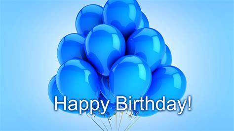 Happy Birthday Blue Balloons | www.imgkid.com   The Image ...