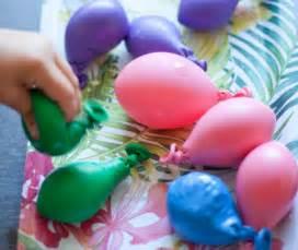 Hazlo tú mismo: globos sensoriales, un juego estimulante ...