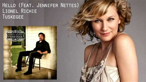 Hello  Feat. Jennifer Nettles  by Lionel Richie   YouTube