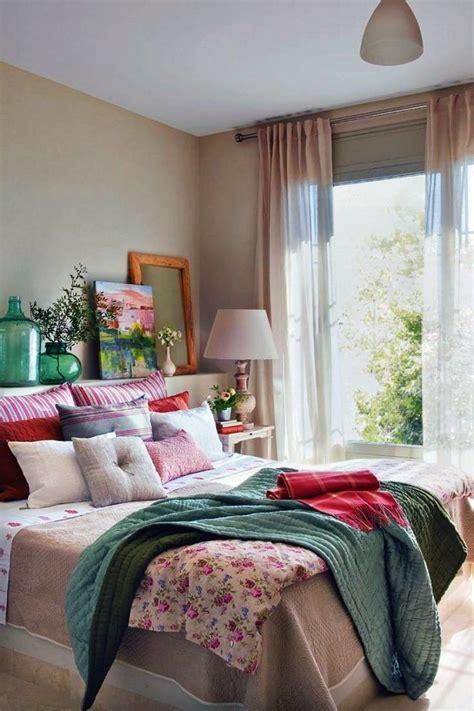 hermosa decoracion dormitorios color durazno y imagenes ...