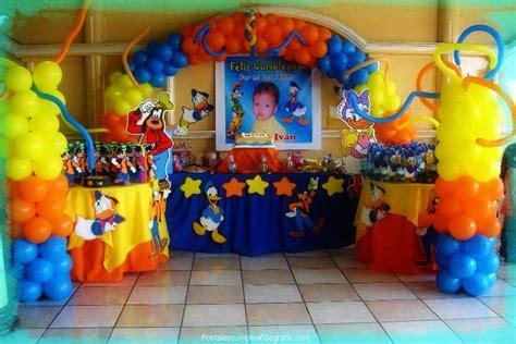 Hermosas Decoraciones Para Fiestas Infantiles de Niños ...