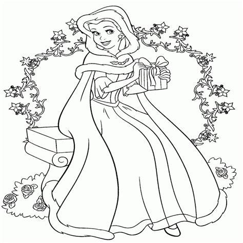 Hermoso Dibujos Para Colorear La Bella Y La Bestia Gratis