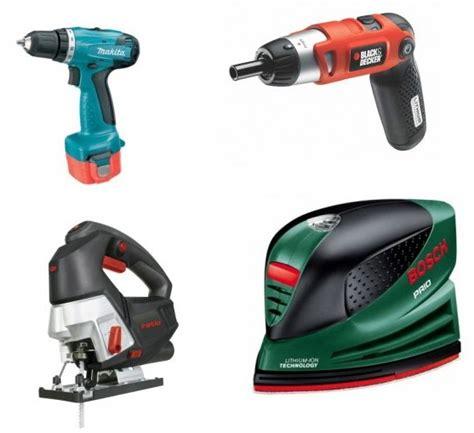 Herramientas eléctricas: ¿cuáles son las básicas e ...