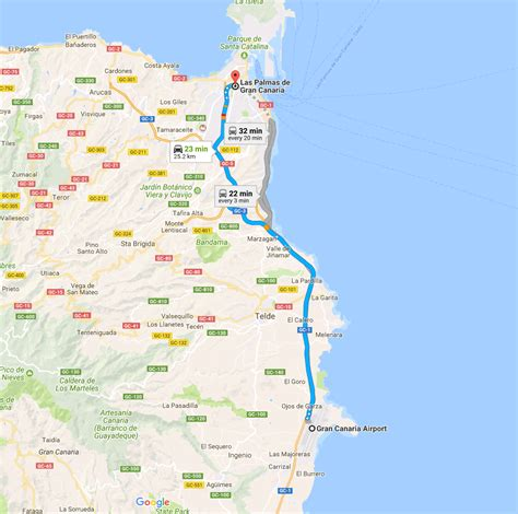 Herrliche Ausflüge in Las Palmas. Reiseführer zu Spanien