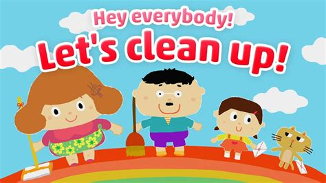 Hey everybody! Let s clean up! | TOKIOHEIDI   YouTube