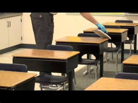 HiPro Classroom Cleaning   YouTube