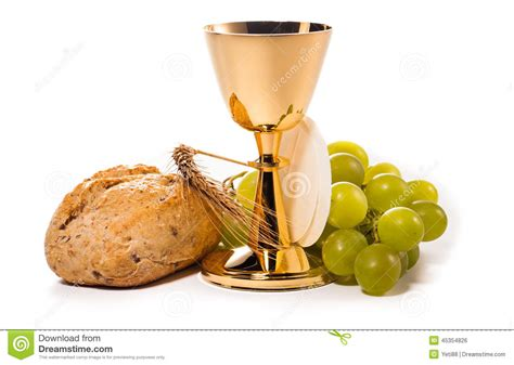 Holy Communion Stock Photo   Image: 45354826