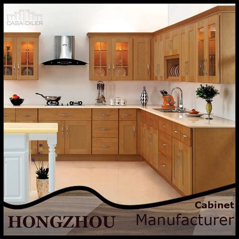 Home depot china hizo mueble cocina para muebles de madera ...
