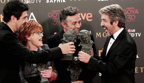 Horario y dónde seguir la gala de los Premios Goya 2018