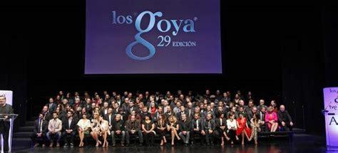 Horario y dónde ver la gala de los premios Goya 2017